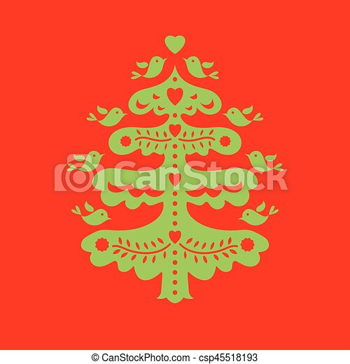 Christmas Tree Laser Cutting Template Christmas Stencil Tree