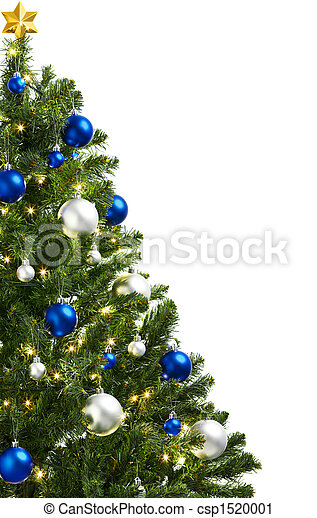 Christmas tree - csp1520001