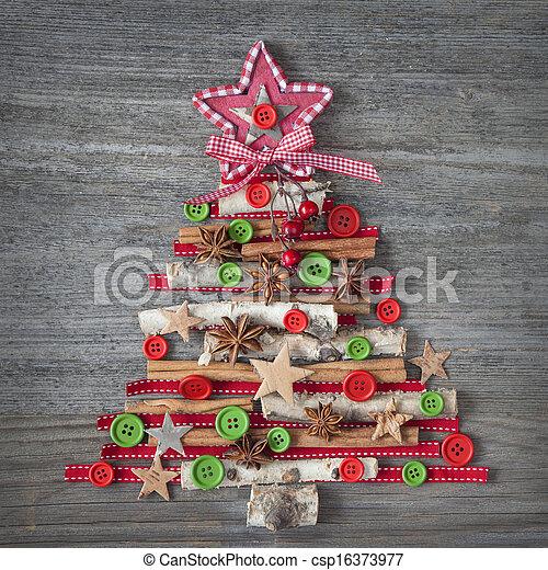 Christmas tree - csp16373977
