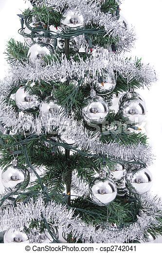 christmas tree - csp2742041