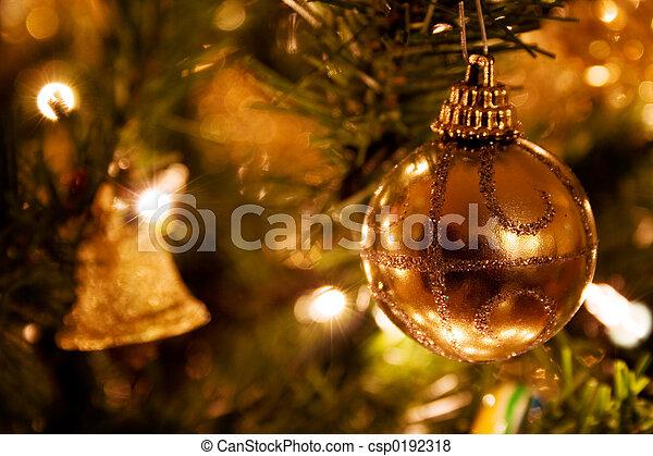 Christmas tree - csp0192318
