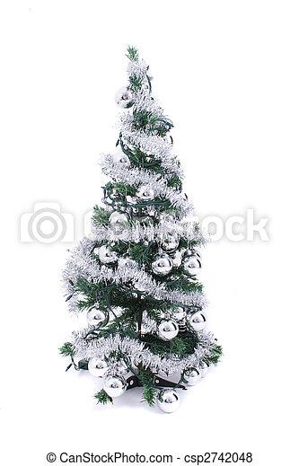 christmas tree - csp2742048