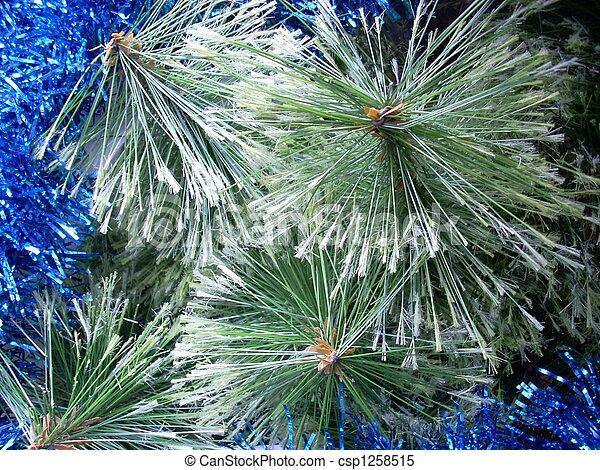 Christmas tree - csp1258515