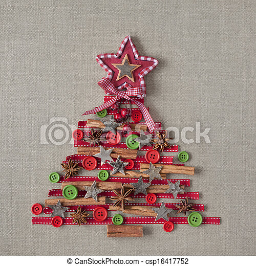 Christmas tree - csp16417752