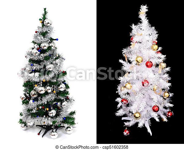 christmas tree - csp51602358
