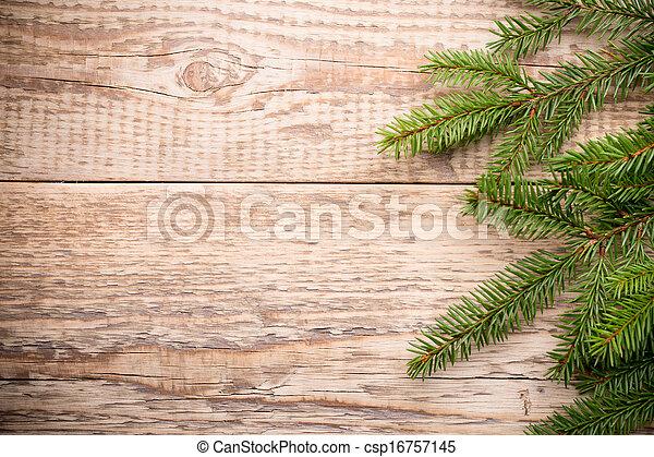 Christmas tree. - csp16757145