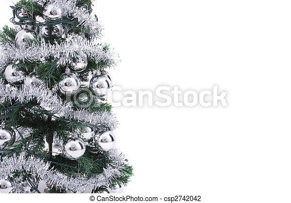 christmas tree - csp2742042