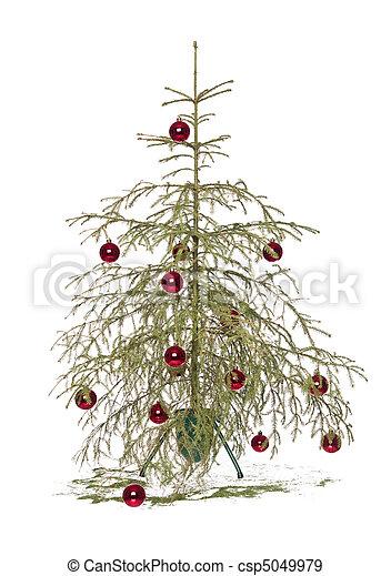 christmas tree csp5049979