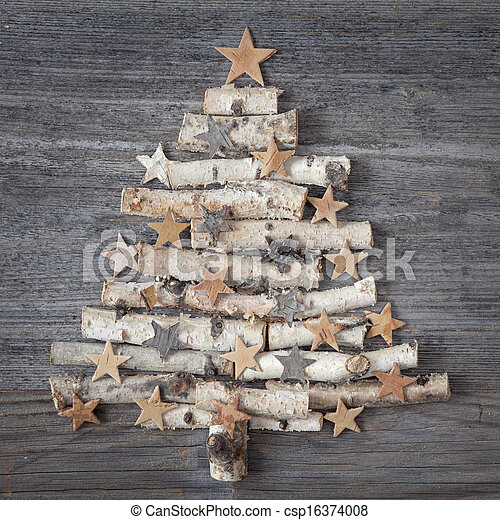 Christmas tree - csp16374008