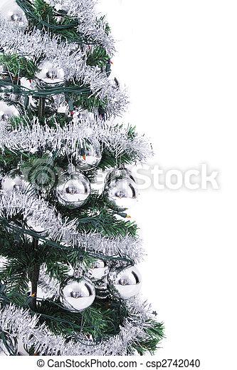 christmas tree - csp2742040