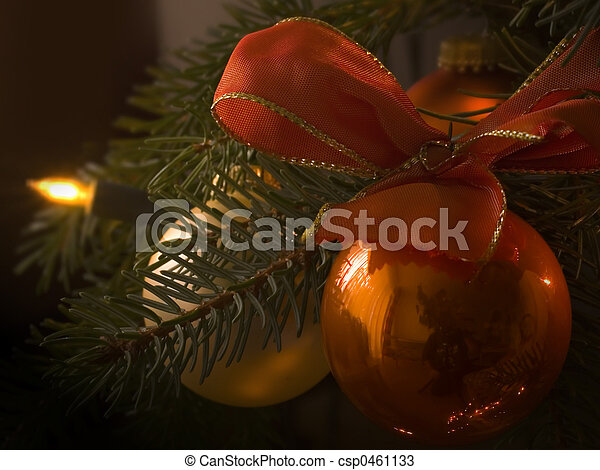 christmas tree - csp0461133