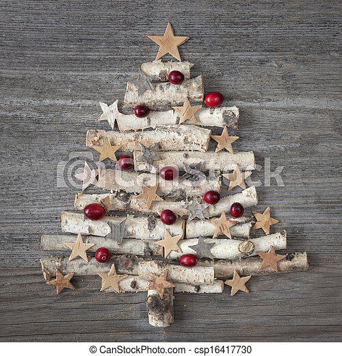 Christmas tree - csp16417730