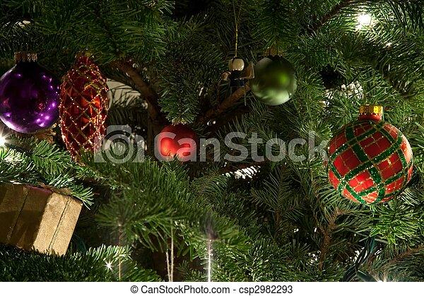 Christmas tree - csp2982293