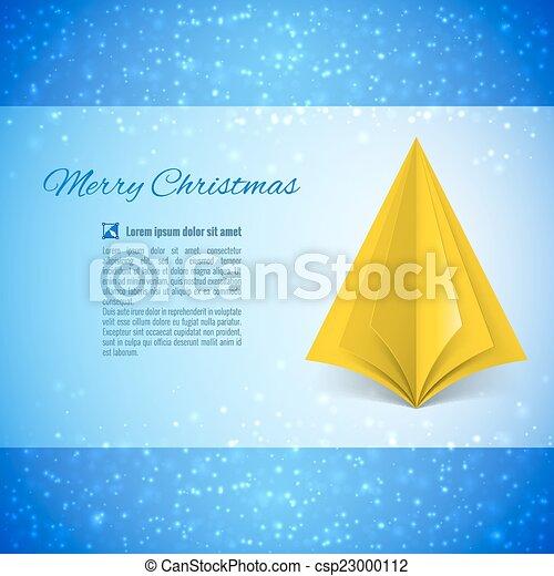 Christmas tree - csp23000112