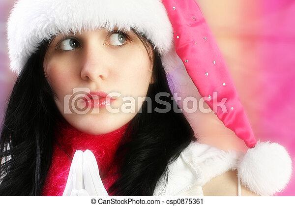 Christmas Wish - csp0875361