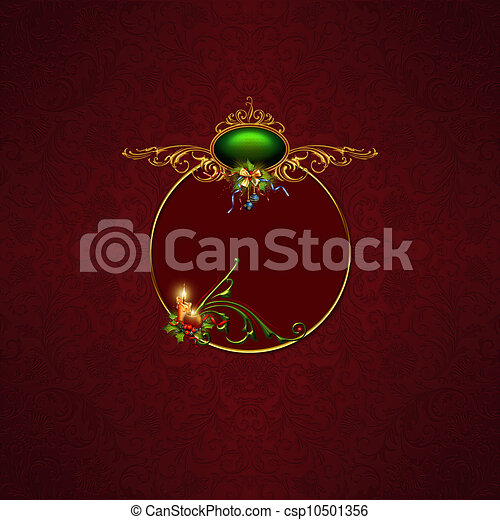 Christmasdream - csp10501356