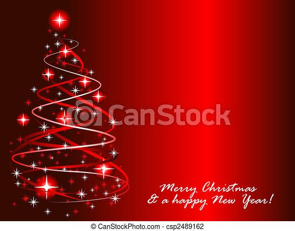 Christmastree - csp2489162
