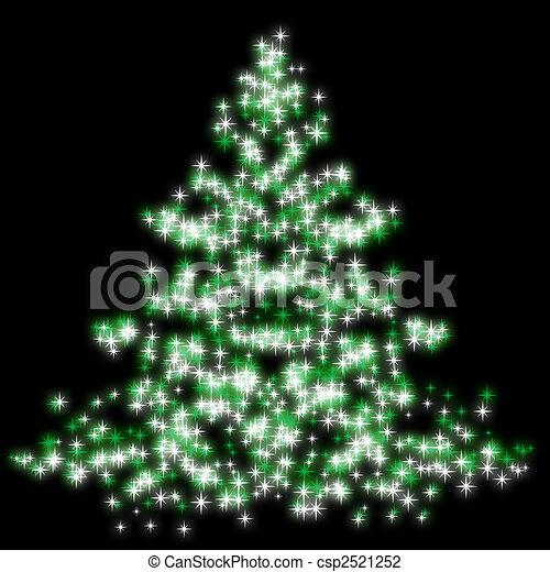Christmastree - csp2521252