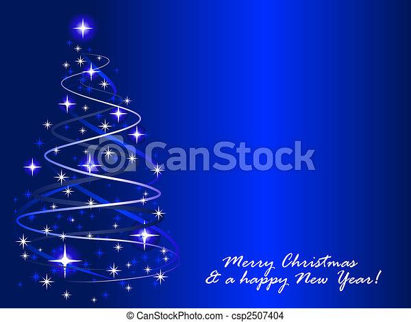 Christmastree - csp2507404