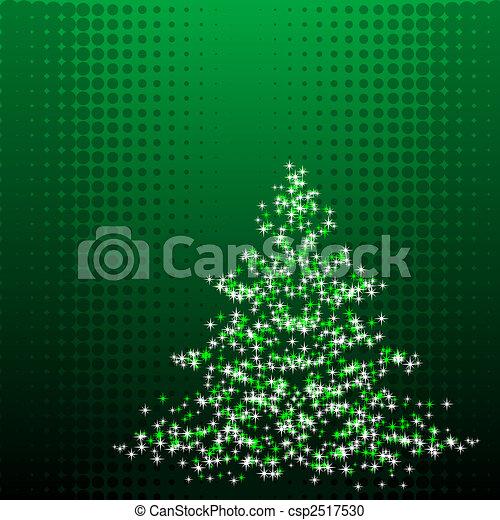 Christmastree - csp2517530
