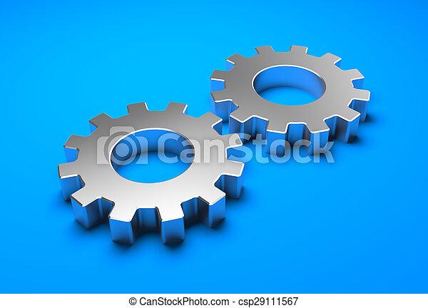Chrome gear - csp29111567