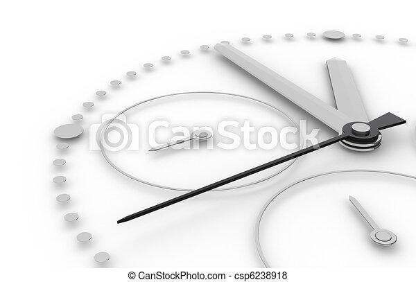 chronograph , έκδοση , πέντε , δώδεκα  - csp6238918