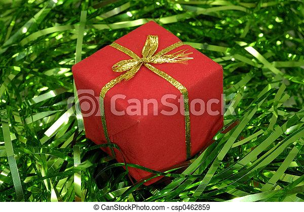 Chrstmas Gift - csp0462859