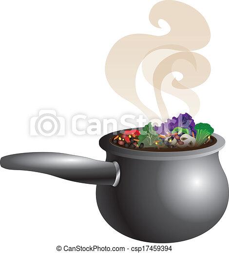 Chunky Soup Pot - csp17459394