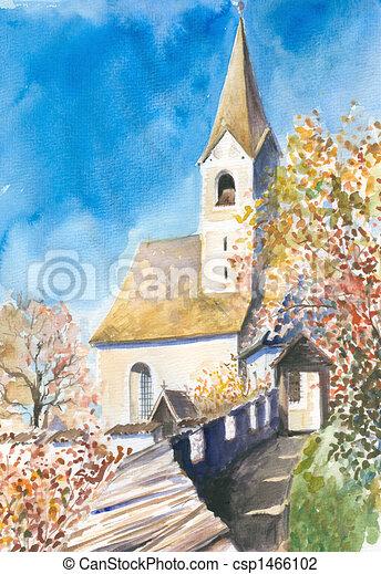 Church - csp1466102
