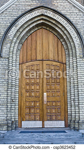 Church Entry Doors Grand Antique Entry Doors Of An Ornate Church