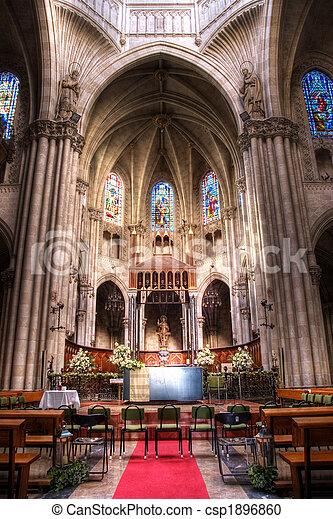 Church in Europe - csp1896860