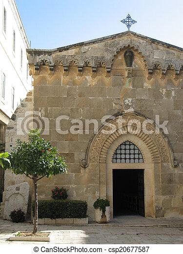 Church in Jerusalem - csp20677587