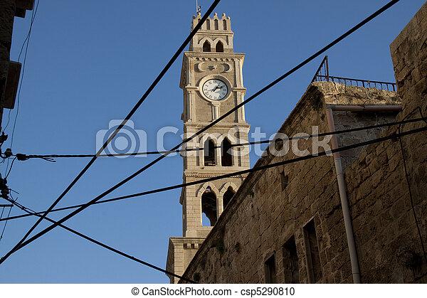 Church in Jerusalem - csp5290810