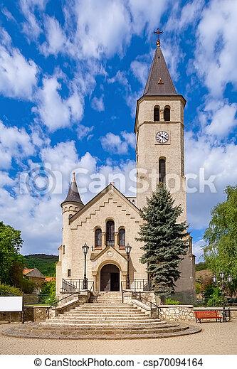 Church in Tokaj - csp70094164