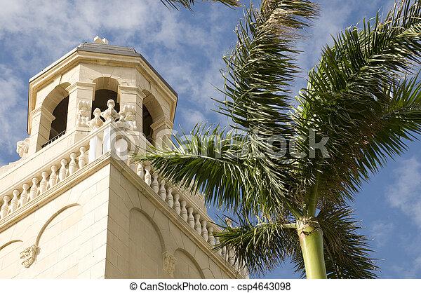 Church in West Palm Beach - csp4643098