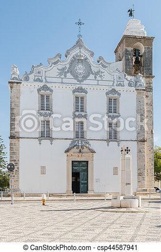 Church of Nossa Senhora da Soledade - csp44587941