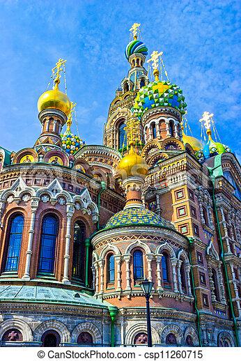Church of Savior on Blood, St. Petersburg - csp11260715