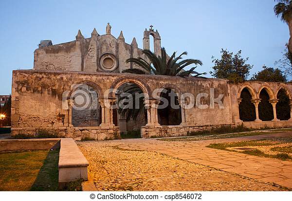 Church of St. John the catacombs, S - csp8546072