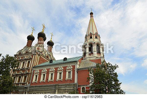 Church of St. Nicholas on Bolvanovk - csp11612983