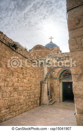 Church of the Holy Sepulchre - csp15041907