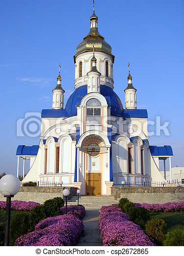 Church - csp2672865