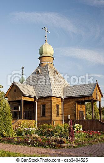Church - csp3404525