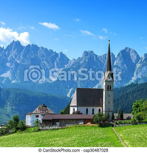 church - csp30487028