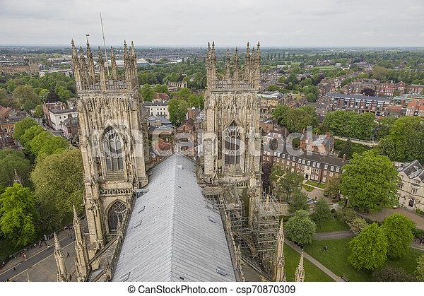Church View York - csp70870309