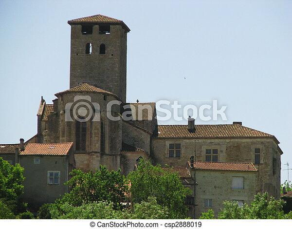 Church, Village - csp2888019