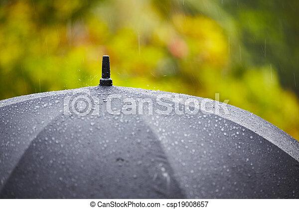 chuva pesada - csp19008657