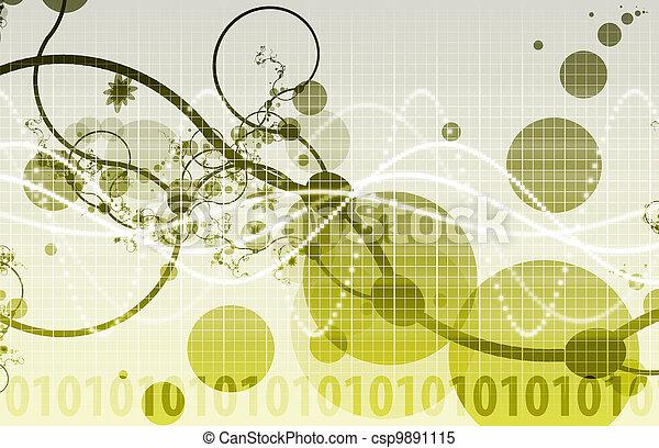 ciência, tecnologia médica - csp9891115