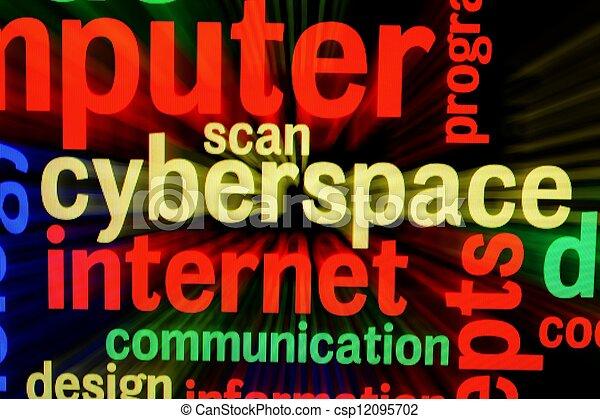 Cyberespacio - csp12095702