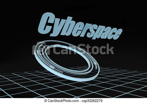 Cyberespacio - csp33262279