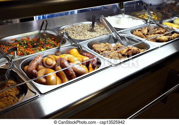 cibo, cotto - csp13525942